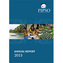 PIPSO's 2015 Annual Report