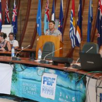 2016 Pacific Business Forum Opens in New Caledonia