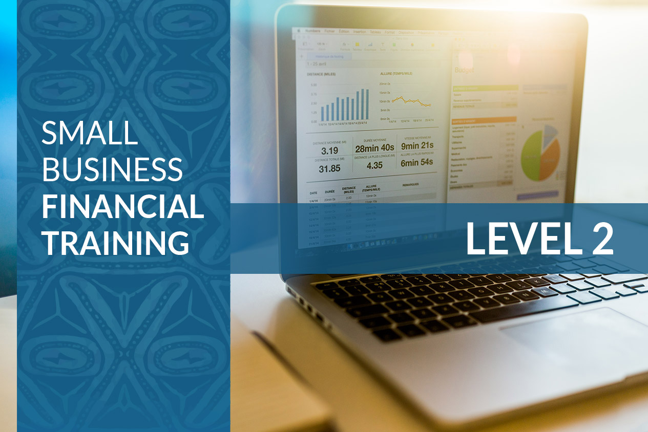 small business financial training level 2 pacific islands