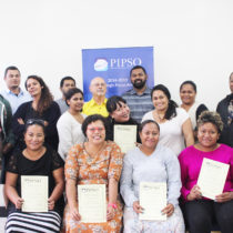 16 certified in Small Business Level 1 Training