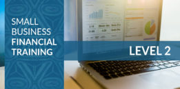 Small Business Financial Training – Level 2