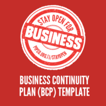 Business Continuity Plan (BCP) Template