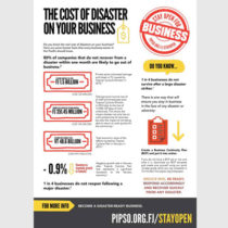 The cost of disaster on your business