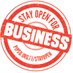Stay Open for Business