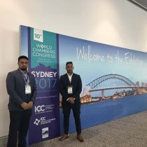 SICCI at World Chambers Congress in Sydney