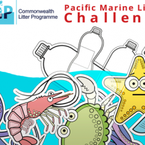 CLiP LAUNCHES THE PACIFIC MARINE LITTER CHALLENGE